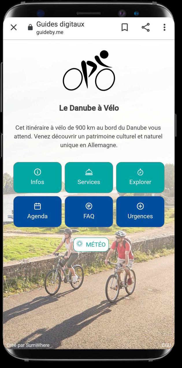 Carnet digital - Carnet d'expérience