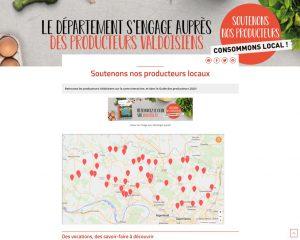 Producteurs locaux du Val d'Oise