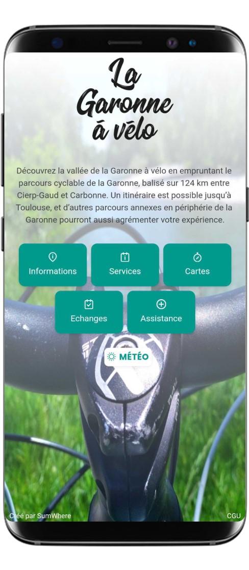 smartphone affichant un carnet digital